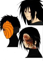 Madara, his true face by JuMclia