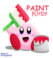 Paint Kirby by Dosiguales
