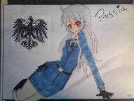 Female Prussia by xxxIggyxFangxxx