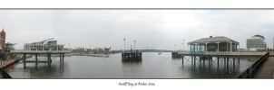 Cardiff Bay 31st Oct 2004 by hesir
