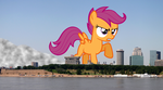 WV: Scootaloo's Rage by darkoverlords
