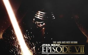 Star Wars Episode VII - Wallpaper by ByBREDI