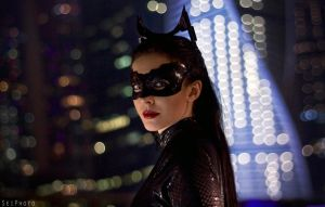 The Dark Knight Rises - Catwoman - 1 by NanaHikari