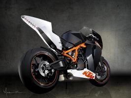 KTM Bike by edde