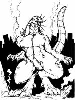 Folly of Man :inks: by SparkStudios