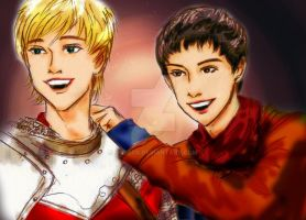 MerThur by tabeck