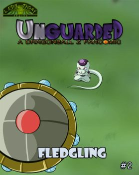 Unguarded Webcomic Ch. 2 Cover: Fledgling by Tygry