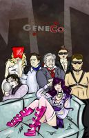 Gene Co Family by labrattish