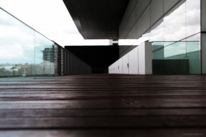 Rooftop Pathway. by myheartindollparts