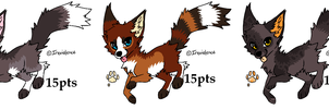 Quick Adopts - 15points - 0/3 CLOSED by MichelsAdoptions