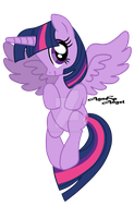 Cute Princess Twilight Sparkle by AgnessAngel