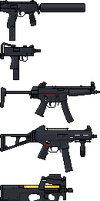CSC: SMGs Edition - 060105 by Blick-Blanks