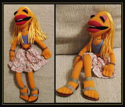 janice doll by nightwing1975