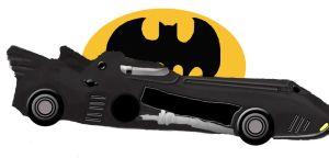 Batmobile by coolcatemy