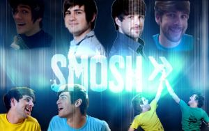 Smosh wallpaper by MsWillow999