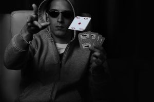 Pokerface by AF--Photography