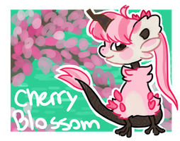 Cherry by cuteshrimpo