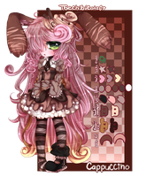 CE:Cappiccino Bunny by thechibicatz67