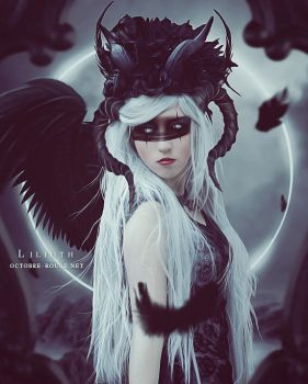 Lilioth by octobre-rouge