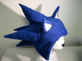 SONIC THE HEDGEHOG Hat by ScrapsPatchwork