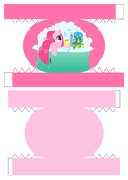 Pinkie Pie Bento Box 1/2 by demonreapergirl