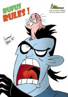 Kim Possible: Rufus Rules by DarkKnight81