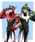 crossover_tigerbunny by gsemka