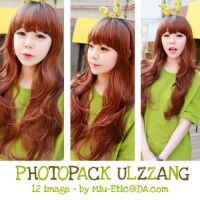 [Photopack #17] Ulzzang by Miu-Etic@DA by Miu-Etic