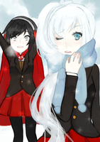 .:: Ruby stop acting like a child ::. by Rurikko