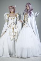 Euphemia and Cornelia by MrsGnob