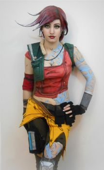 Lilith Cosplay from Borderlands by FizCosplay