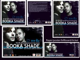 booka shade party by indog