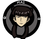 Mai Icon by CuriouslyXinlove