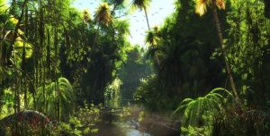 Deep in the Jungle by Micha40