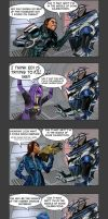 ME3 No more Calibrations by Dunnstar