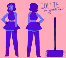 Iolite (full reference) by Fluffity