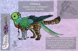 Windsonde- Molokai ref by Da-Lizzard