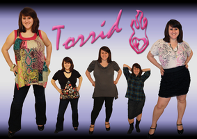 Torrid Catalog by LadyLuck89