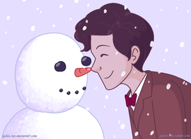 Eskimo Kisses by Jackie-lyn