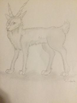Creature by Ravenheart001