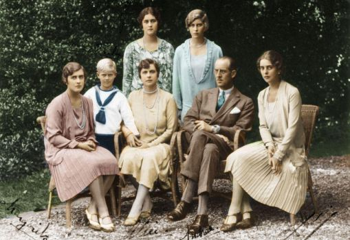 Prince Philip's family by TheLastUnicornLives