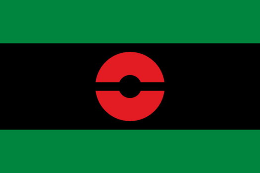 Flag of the APL by NikNaks93