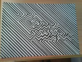Op art by niceassu