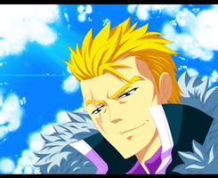 Laxus by DarkMaza