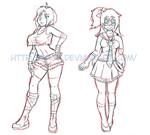 Holiday Request WIP 003 by GH07