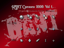 GANT Cursors 2006 Vol1 Preview by pkuwyc