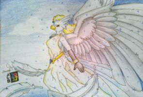 The Guardian of the Skies by SammfeatBlueheart