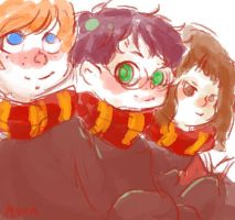 potter love by mayakern