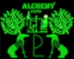 Alchemy Pluto Levi stile Prinable for my fans by Mikewildt