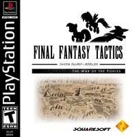 Final Fantasy Tactics by thelilpallywhocould